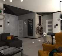 projekt-nowoczesnego-mieszkania-w-domu-pod-warszawa011