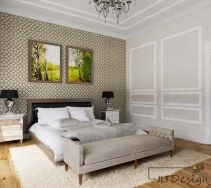 projekt-wnetrza-klasycznej-sypialni-ze-zlota-tapeta-001