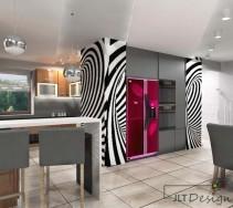 projekt-wnetrza-kuchni-w-nowoczesnym-stylu-z-rozowa-lodowka-004