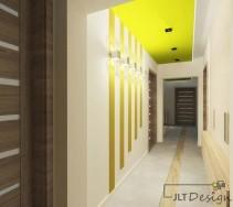 projekt-wnetrza-przedpokoju-z-zielonym-sufitem-001