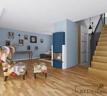 Klimatyczne wnętrze domu