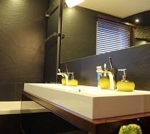 Aranżacja łazienki w męskim stylu