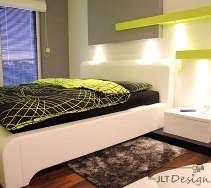 Halogeny nad łóżkiem