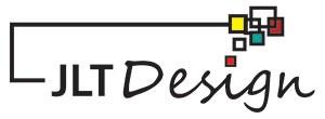 Logo JLT Design na białym tle (plik JPG, rozmiar 300x110)