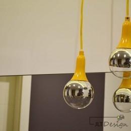 Lampy z wnętrza naszego biura