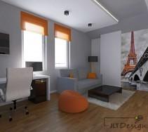 Sypialnia dla nastolatka