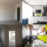 Przestronny apartament w Lake Residence od początku