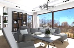 Komfortowy dom w dwóch wersjach